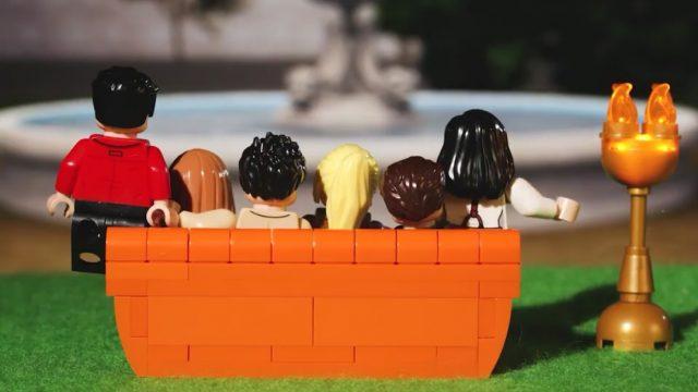 LEGO lanzará una colección inspirada en 'Friends'