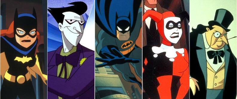 'Batman: la serie animada' de 1992 cumple 27 años