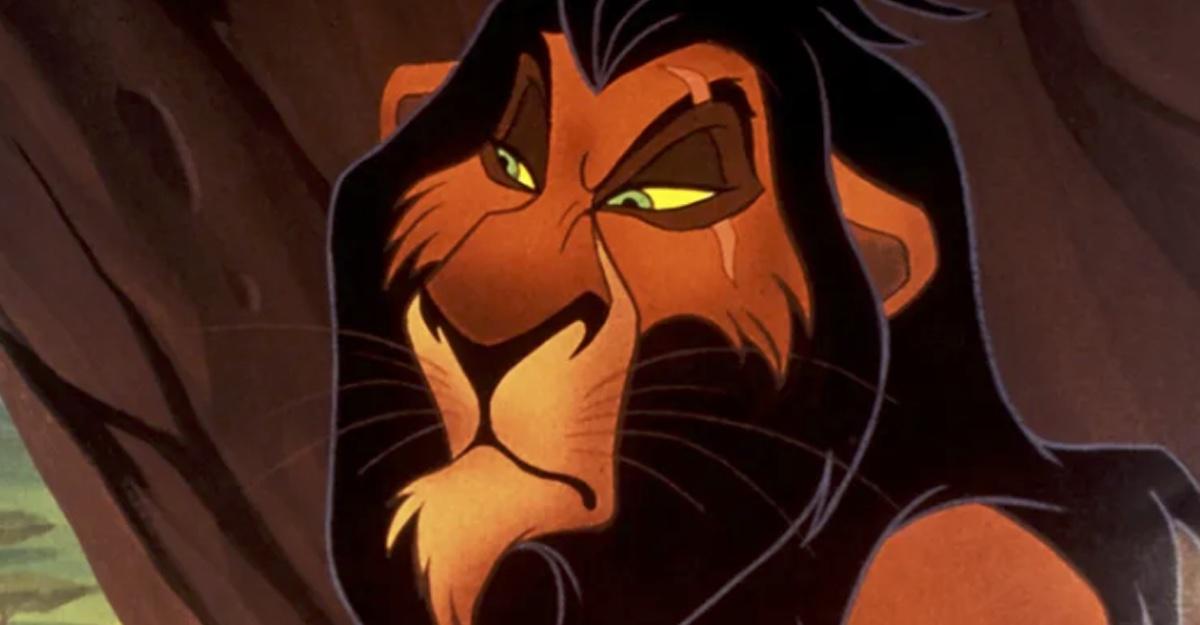 El Rey León: el verdadero origen de la cicatriz de Scar