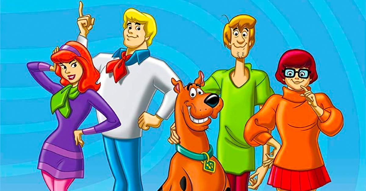 Las primeras imágenes de la nueva película de Scooby-Doo