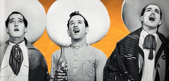 Los Tres García regresan al cine por 20 pesos en laFiesta del Cine Mexicano