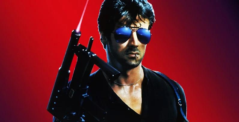 Sylvester Stallone planea reboot de Cobra con Robert Rodriguez