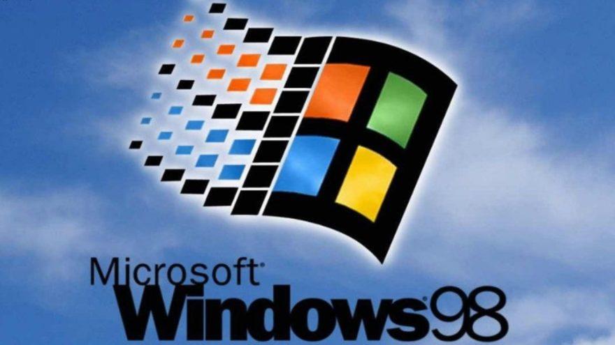 ¿Te acuerdas de estas maravillas de Windows 98?