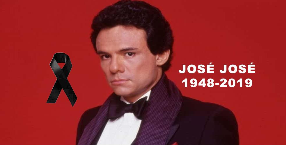 Fallece José José a la edad de 71 años