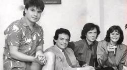 La historia de la foto de José José, Rocío Dúrcal, Juan Gabriel y Camilo Sesto