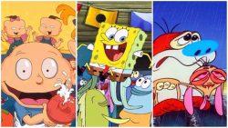 Las extrañas teorías sobre caricaturas de Nickelodeon