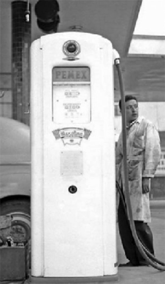 Pemex retro: apuesta por gasolinerías al estilo de los años 50 2