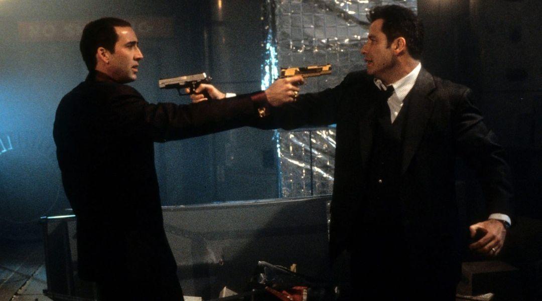 Preparan un reboot de Face/Off, el clásico de Nicolas Cage y John Travolta