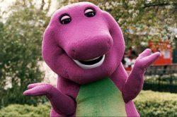 Preparan una nueva película de Barney en live action