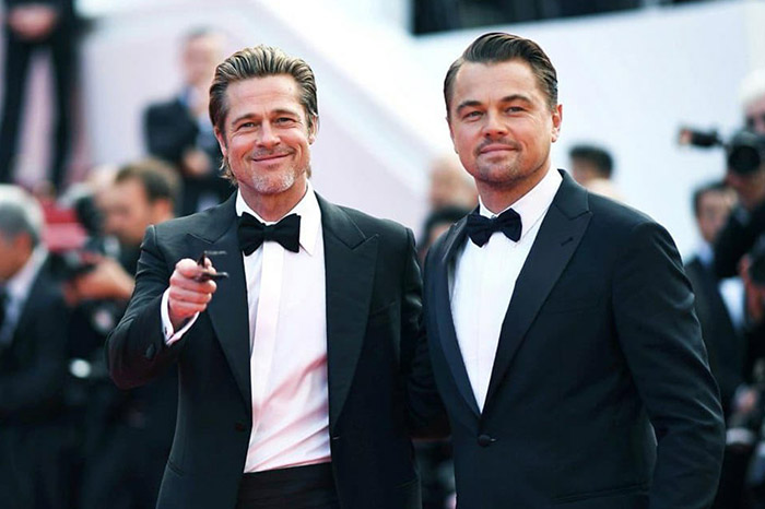 Brad Pitt también cree que Jack cabía en la tabla en Titanic