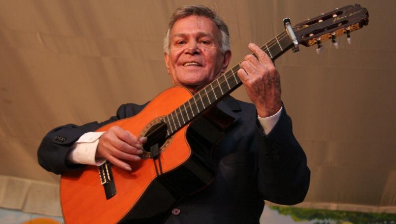 Fallece el músico Chamín Correa a sus 90 años